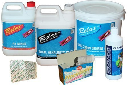 Swimming Pool Chemicals: Low Prices, High Quality