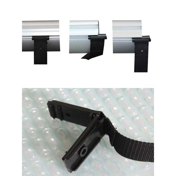 Diy Inground Pool >> Standard Strap Set for Solar Covers (x10)